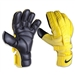 Nike Goalkeeper Confidence Soccer Glove (Yellow/Black)