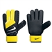 Nike Goalkeeper Sentry Soccer Gloves (Black/Yellow)