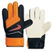 Nike Junior Grip Goalkeeper Gloves (Black/Bright Citrus/White)