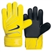 Nike Junior Grip Goalkeeper Gloves (Yellow/Black)