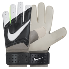 Nike Spyne Pro Soccer Goalkeeper Gloves (Black/White)