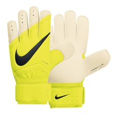 Nike Goalkeeper Spyne Pro Soccer Gloves (Volt/White/Black)