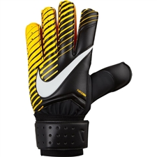 Nike Spyne Pro Soccer Goalkeeper Gloves (Black/Laser Orange/White)