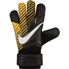 Nike Vapor Grip 3 Soccer Goalkeeper Gloves (Black/Laser Orange/White)