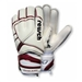 Reusch Women's Ortho Sleek Ortho-Tec Soccer Gloves (White/Cardinal)