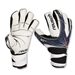 Reusch Keon Pro Duo M1 Ortho-Tec Soccer Gloves (Navy Blue/White/Black)