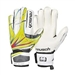 Reusch Keon SG Plus Finger Support Junior Goalkeeper Gloves (Lime/Red/White)