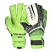 Reusch RE:CEPTOR Deluxe G2 Ortho-Tec Soccer GK Gloves (Black/Dark Green/Green Gecko)