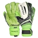 Reusch RE:CEPTOR Deluxe G2 Soccer GK Gloves (Black/Dark Green/Green Gecko)