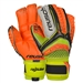 Reusch RE:PULSE Deluxe G2 Ortho-Tec GK Gloves (Black/Shocking Orange)