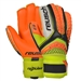 Reusch RE:PULSE Pro G2 GK Gloves (Black/Shocking Orange)