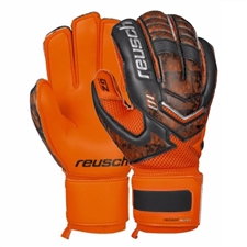 Reusch RE:LOAD Prime G2 GK Gloves (Black/Orange)