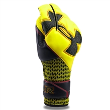 Under Armour Desafio Pro FS Goalkeeper Gloves (High Vis Yellow/Black)