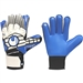 Uhlsport Eliminator Soft SF Junior Goalkeeper Gloves (White/Black/Blue)