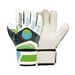Uhlsport Ergonomic Soft SF/C Soccer Gloves (White/Black/Green Flash)