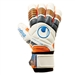 Uhlsport Eliminator Supersoft Bionik Goalkeeper Gloves (White/Fluo Orange/Black)