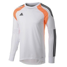 Adidas Onore 14 Goalkeeper Jersey (White/Glow Orange/Black)