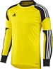 Adidas Revigo 13 Goalkeeper Jersey (Vivid Yellow/Black/White)