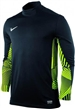 Nike Men's Club Long Sleeve Goalkeeper Jersey (Black)