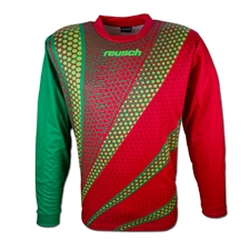 Reusch Batista Goalkeeper Jersey (Fire Red/Classic Green)