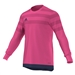 Adidas Youth Entry 15 Goalkeeper Jersey (Pink/Dark Blue)