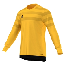 Adidas Youth Entry 15 Goalkeeper Jersey (Bold Gold/Black)
