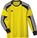 Adidas Youth Revigo 13 Goalkeeper Jersey (Vivid Yellow/Black/White)