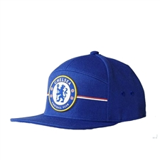 Adidas Chelsea '15-'16 Anthem Hat (Chelsea Blue/White)