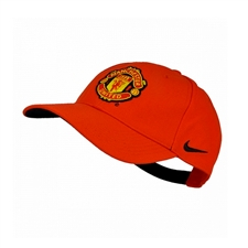 Nike Manchester United Core Hat (Red/Black)