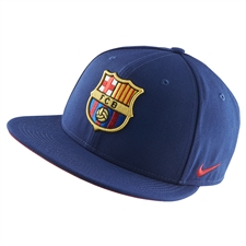 Nike FC Barcelona Core Cap (Loyal Blue/Storm Red/Black)