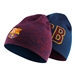 Nike FC Barcelona Reversible 2015 Soccer Beanie (Loyal Blue/Storm Red/University Gold)
