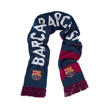 Nike FC Barcelona Supporters Replica Scarf (Loyal Blue/Noble Red/White/Vibrant Yellow)