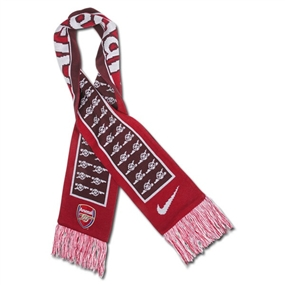 Nike Arsenal Scarf 11/12
