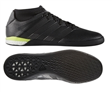 Adidas ACE 16.1 Street Soccer Shoes (Black/Solar Yellow)