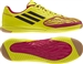 Adidas Freefootball SpeedTrick Indoor Soccer Shoes (LabLime/Techonix/Bright Pink)