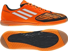 Adidas Freefootball SpeedTrick Indoor Soccer Shoes (Zest/Running White/Techonix)