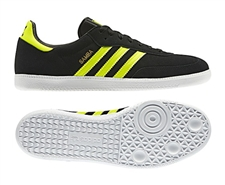 Adidas Samba Originals Indoor Soccer Shoe (Black/Electricity/Running White)