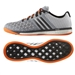 Adidas ACE 15.1 VS Boost Indoor Soccer Shoes (Clear Grey/Night Metallic/Solar Orange)
