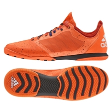 Adidas X 15.1 CT Indoor Soccer Shoes (Solar Orange/White/Black)