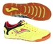 Joma Super Regate 311 Indoor Soccer Shoes (Fluorescent Yellow/Red)