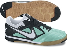Nike5 Gato Indoor Soccer Shoes (Calypso/Black/Gum Light/White)