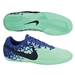 Nike FC247 Elastico II Indoor Soccer Shoes (Green Glow/Hyper Blue/Black)