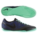 Nike FC247 Elastico Pro II Indoor Soccer Shoes (Hyper Blue/Green Glow/Black)