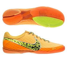 Nike 247 Elastico Finale II Indoor Soccer Shoes (Laser Orange/Bright Citrus/Volt)