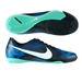 SALE $52.45 | Nike CR Mercurial Victory IV IC Indoor Soccer Shoes (Dark Obsidian/Green Glow/Black/Metallic Platinum)