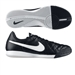 Nike Tiempo Legacy IC Indoor Soccer Shoes (Black/White)