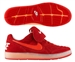 Nike Tiempo 94 Low Indoor Soccer Shoes (Gym Red/Sail/Atomic Orange/Light Crimson)