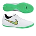 Nike Magista Onda IC Indoor Soccer Shoes (White/Black/Total Orange/Poison Green)