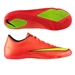 Nike Mercurial Victory V Indoor Soccer Shoes (Hyper Punch/Metallic Gold Coin/Black/Volt)