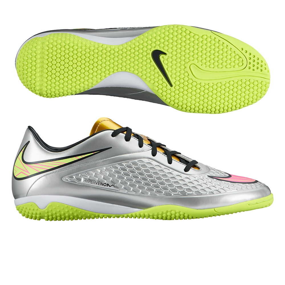 nike hypervenom phelon ic indoor soccer shoes